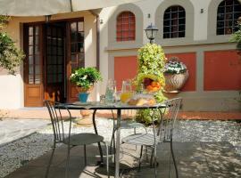 Villa il Leone, bed & breakfast Firenzessä