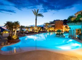 Hacienda Na Xamena, Ibiza, hotel in Na Xamena
