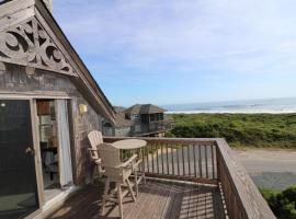 Ducky Breeze at Barrier Island Station by KEES Vacations, three-star hotel in Duck