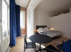 Bluesock Hostels Madrid, hostelli kohteessa Madrid