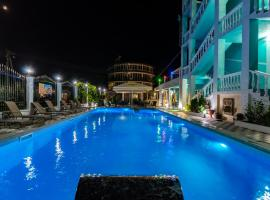 Гостиница Дубок, отель в Лермонтове
