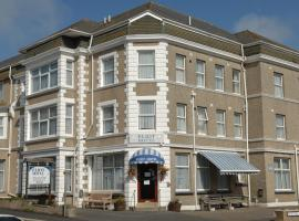 Eliot Hotel, hotel in Newquay