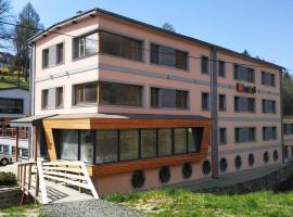 Inter Hostel Liberec, hotel v destinaci Liberec