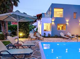 Irida Guesthouse by the pool, hotel with pools in Plakias