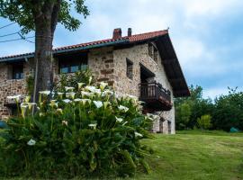 Apartamentos Rurales Larrago, apartment in Busturia