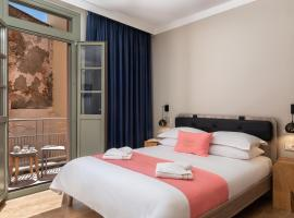 Viaggio Elegant Rooms, hotel romantico a Chania