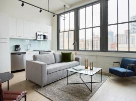 Sonder — Sixteen Hundred, serviced apartment in Philadelphia