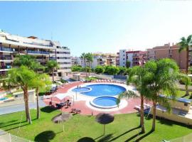 WONDERFUL APARTMENT IN CANET DE BERENGUER. VALENCIA, hotel with jacuzzis in Valencia