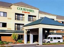Courtyard by Marriott Concord, hotel near State Park, Concord