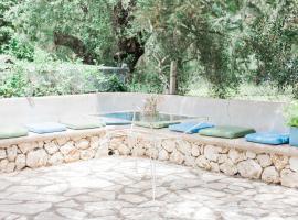 Afroditi Pansion, διαμέρισμα στον Άγιο Νικήτα