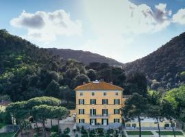 Hotel Villa Casanova, hotel a Lucca