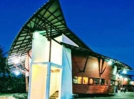 D'Jaz Ark Hotel, hotel in Paramaribo