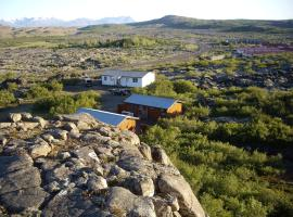 Crater Guesthouse, hotel in Borgarnes
