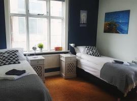 Refurinn Reykjavik Guesthouse, hotel en Reikiavik