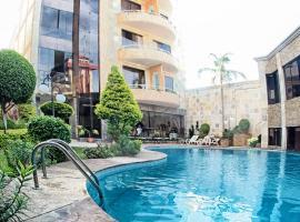 HOTEL CANCILLER、サンタ・クルス・デ・ラ・シエラのホテル