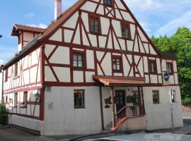 Hotel Zur Friedenslinde, Hotel in Nürnberg
