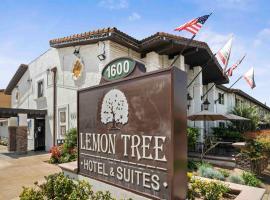 The Lemon Tree Hotel, hotel in Anaheim