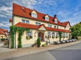 Brauereigasthof***S Zum Löwenbräu, Hotel in Adelsdorf