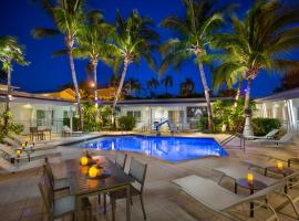 Orchid Key Inn, boutique hotel in Key West