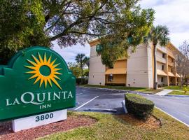 La Quinta Inn by Wyndham Ft. Lauderdale Tamarac East, отель в Форт-Лодердейле