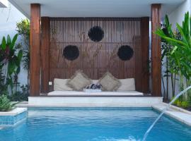 Umanon Villa, hotel in Canggu