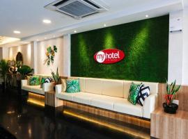 My Hotel @ KL Sentral, hotel in Brickfields, Kuala Lumpur