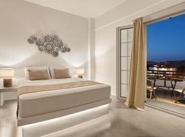 Abati Hotel, hotel in Livadi