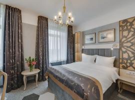 塞瑪拉美特羅波酒店,里加的飯店