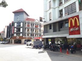 Hotel Q Inn, hotel in Petaling Jaya