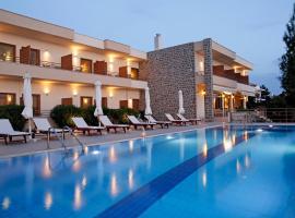 Niki Beach Hotel, beach hotel in Kamariotissa