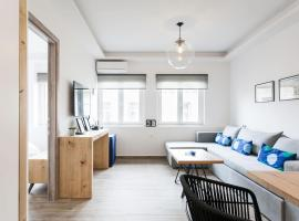 CosmosDome / Best apartment in the heart of Athens !, budget hotel in Athens