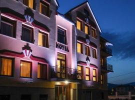 Hotel Milena – hotel w pobliżu miejsca Wyciąg narciarski Białasówka w Milówce