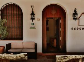 Casa Rural Arenas de El Rocio, country house in El Rocío