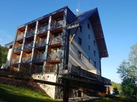 Apartmány 50, apartmán v destinaci Bedřichov