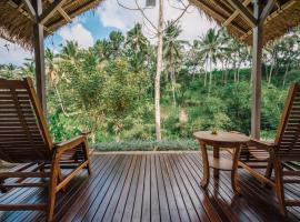 Bersila La Maison Du Bonheur , Ubud, hotel near Tegallalang Rice Terrace, Payangan