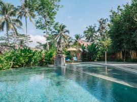 La Maison Du Bonheur Bersila, Ubud, hotel in Payangan