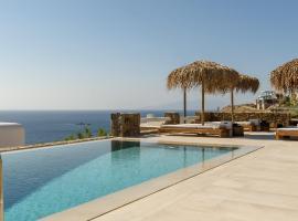 The Summit of Mykonos, budget hotel in Kalo Livadi
