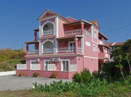 Theodosia Apartments, hotel near Theotokos Monastery, Agios Stefanos