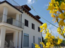 Quattro passi dal mare, villa in Agropoli