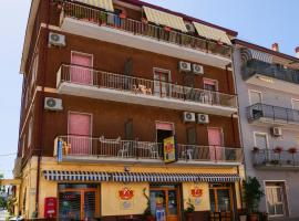 La spagnola, hotell i Amantea