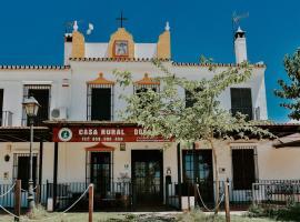 Casa Rural Doñana 51, country house in El Rocío