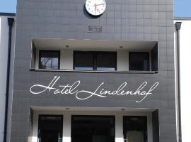 Hotel Lindenhof, hotel near Stadthalle Erkelenz, Erkelenz