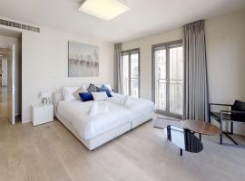 Rental Israel-Mamila Residences 14, מלון ליד עיר דוד, ירושלים