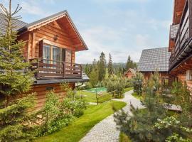 No Name Luxury Hotel & Spa, hotel near Grapa Litwinka 1 Ski Lift, Łapsze Niżne