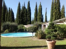 Modern Villa in Nimes with Private Pool, holiday home in Nîmes
