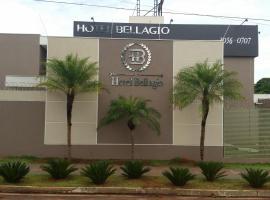 Hotel Bellagio, hotel em Campo Grande