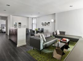 AKA Times Square, serviced apartment in New York