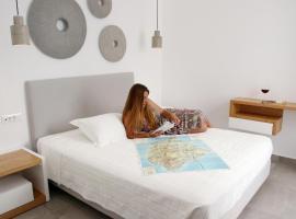casabella, inn in Naxos Chora