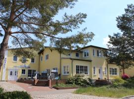 Hotel Villa Strandkorb, Hotel in Graal-Müritz