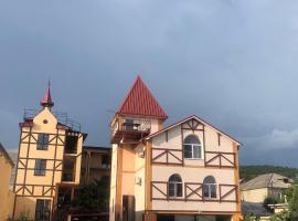 Бремен, отель в Кабардинке